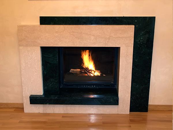 Granite Fireplaces Amp Fireplace Surrounds In Atlanta Mc