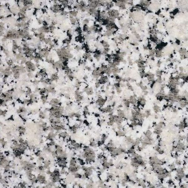 Luna Pearl Granite, 31.95 psf Installed.