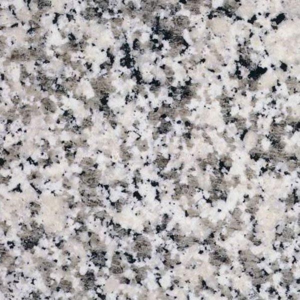 Luna Pearl Granite, 31.95 psf Installed.