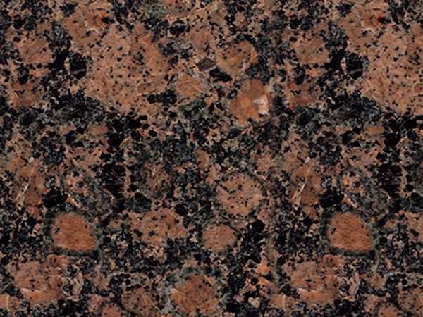 Baltic Brown Granite, 35.00 psf Installed.
