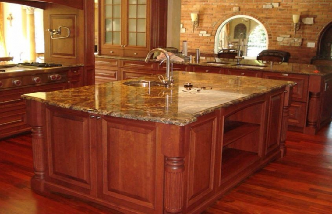 Granite Countertops Georgia & Kitchen and Bathroom Counters | MC ...