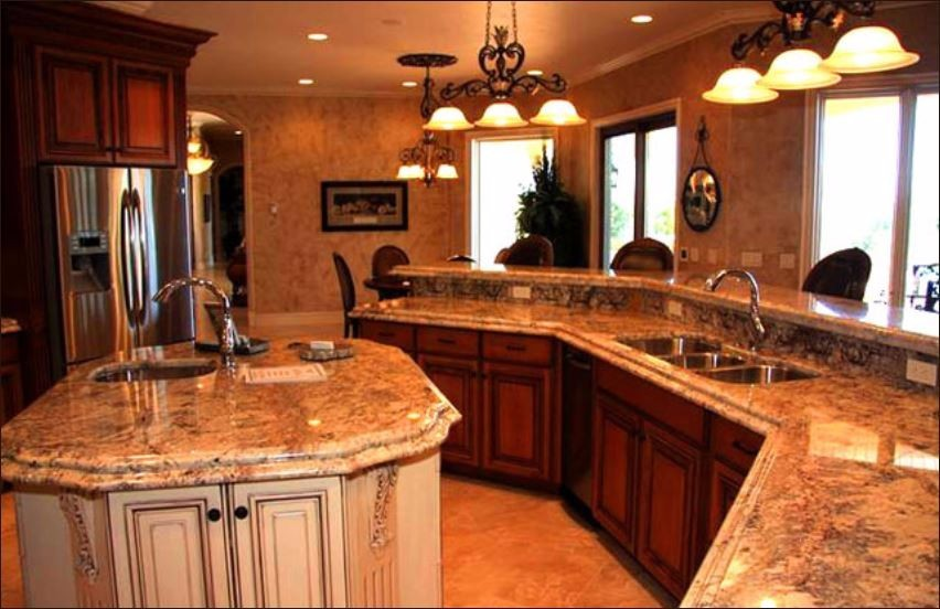 Granite Countertops Georgia Amp Kitchen And Bathroom