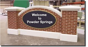 MC Granite Countertops Serving Powder Springs Georgia and Vicinity.