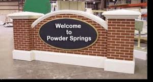 MC Granite Countertops Serving Powder Springs Georgia and Vicinity.