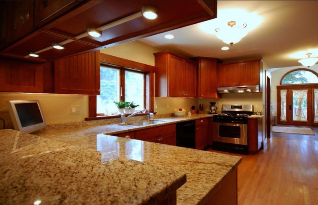Awesome ... Granite Kitchen Countertop ...