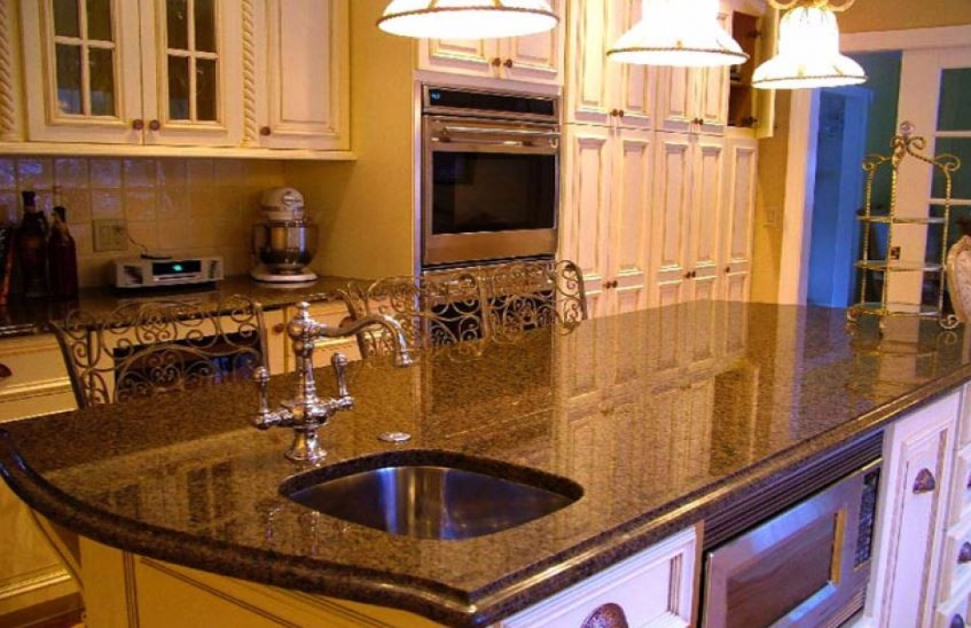 Granite countertops georgia kitchen and bathroom Granite kitchen countertops pictures