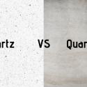 Quartz vs. Quartzite