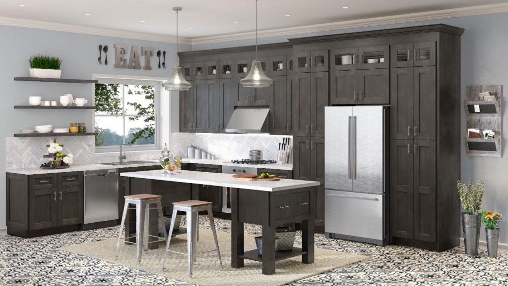Low Cost Kitchen Bathroom Cabinets Atlanta Mc Granite Countertops