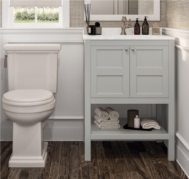 Affordable Bathroom Cabinets Vanities Atlanta Mc Granite Countertops